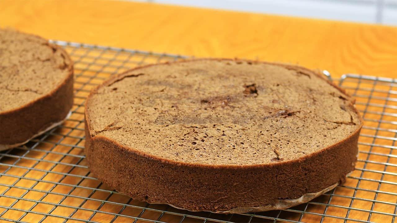 Non Dairy Sponge Cake Recipe