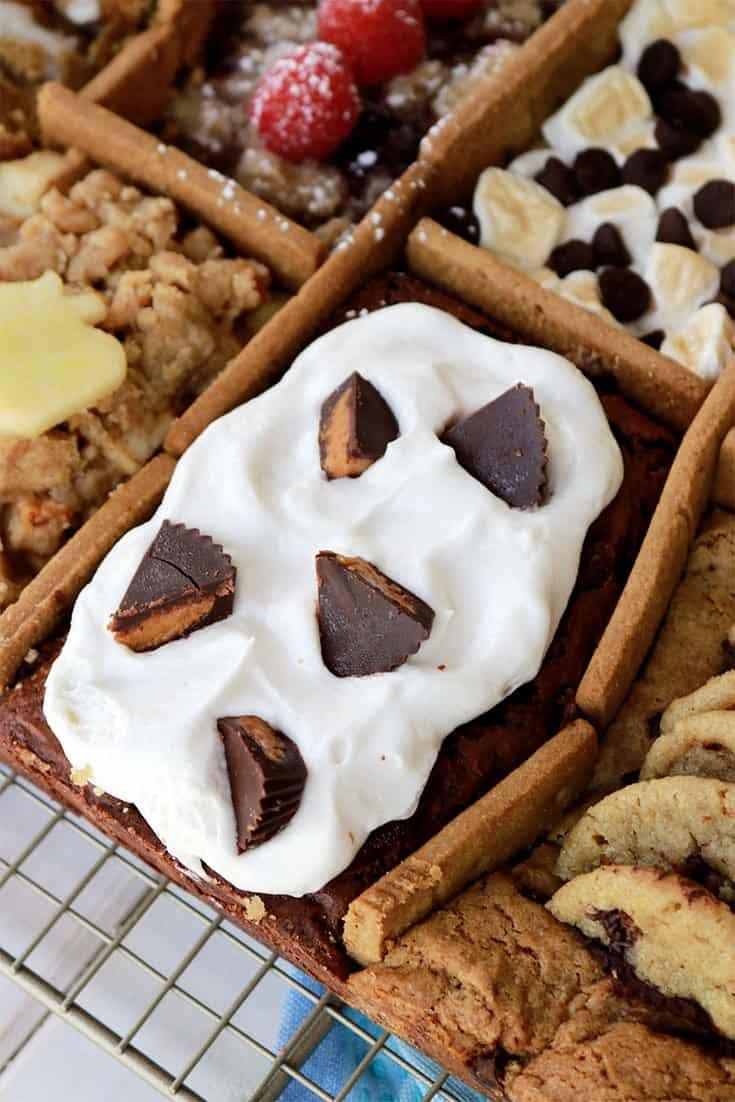 8 Desserts In 1 Pan Gluten Free Baking W Sweet Loren S