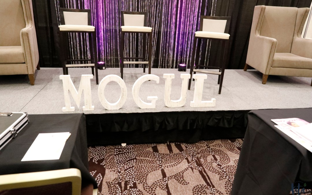 I want to be a mogul when I grow up!