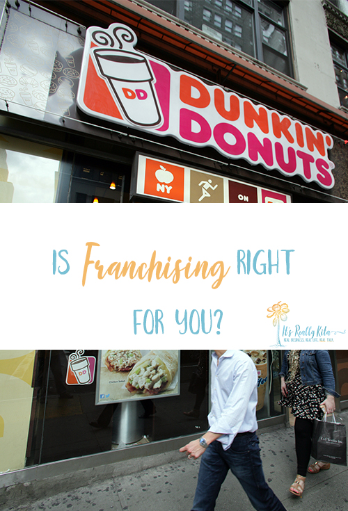 Is Franchising right for you?