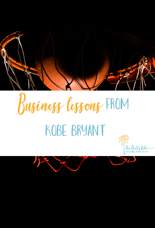 Business lessons from Kobe Bryant