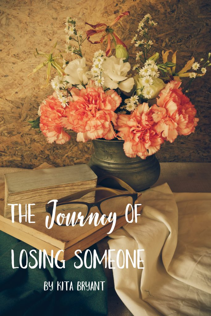 The journey of losing someone