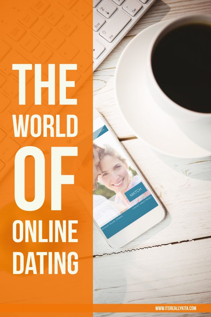 the world of online dating