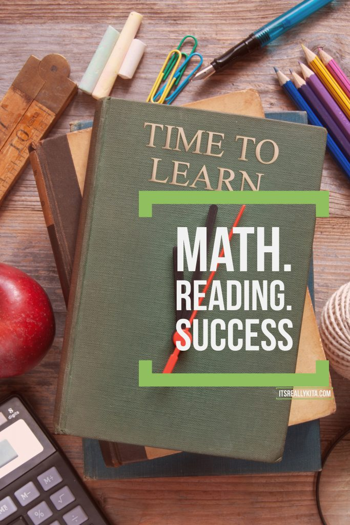 Math. Reading. Success
