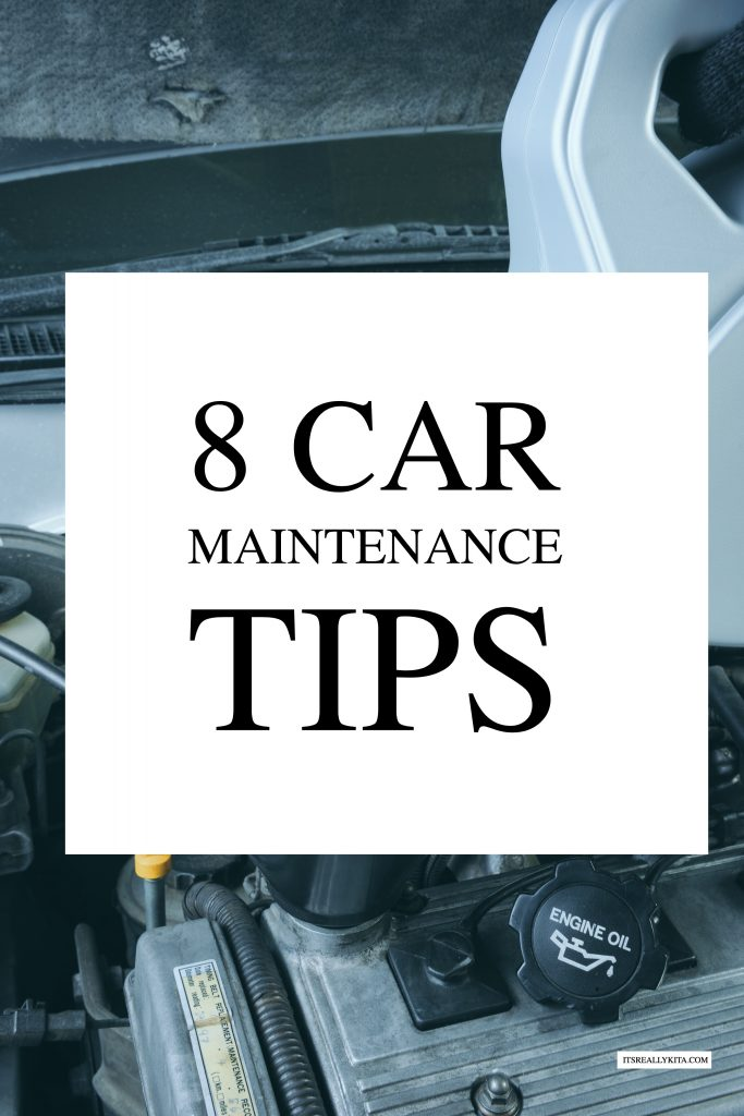 8 Car Maintenance Tips