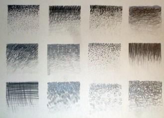 Pencil Tonal Study