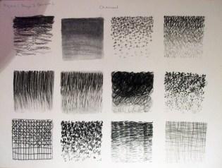 Charcoal Tonal Study