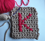 knitting & cross stitch