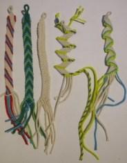 split ply braiding