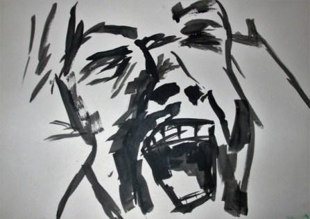 acrylic scream practice