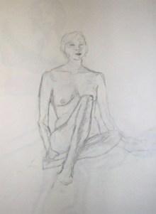 pencil figure