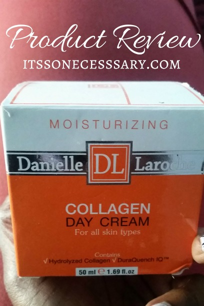 danielle laroche collagen day cream