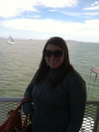 Ferry to Alcatraz