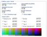 ZoomClouds Design-Panel mit Optionen zur Darstellung und Inhalten der 'Tag Cloud'