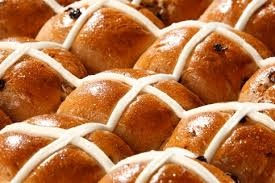 Missing in Action: Hot Cross Buns