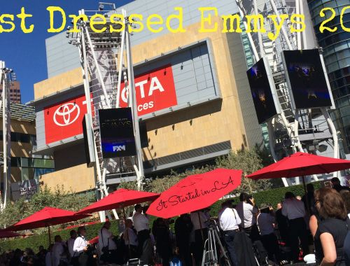 Trends on the 2015 Red Carpet and who got my vote for Best Dressed | It Started in LA | itstartedinla.com