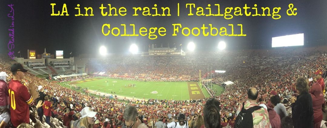 Ever been tailgating? If you're Australian it may not be what you think. It Started in LA went along to a USC game to see what tailgating really is all about