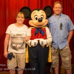 Disney Magic Kingdom, Florida, USA
