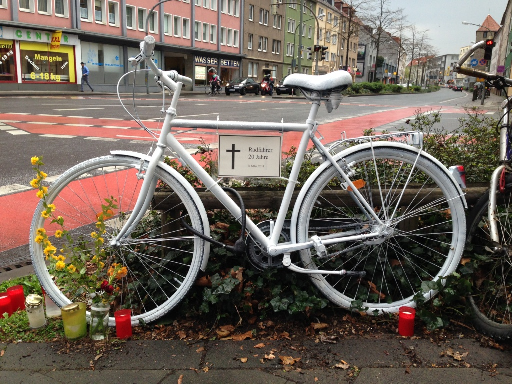 Bild Ghost Bike