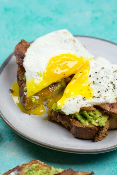 This Classic Avocado Toast is the perfect breakfast or post-workout meal! It is packed with protein, carbs and healthy fats to keep you feeling energized and full until your next meal.