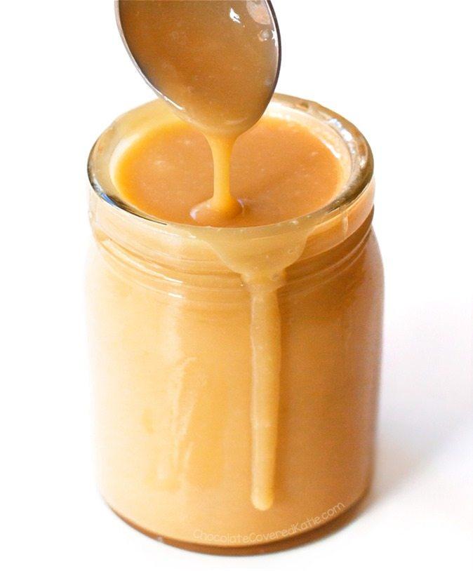 Coconut Caramel recipe