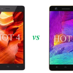 Infinix hot 4 vs Hot S – Difference and Similarities