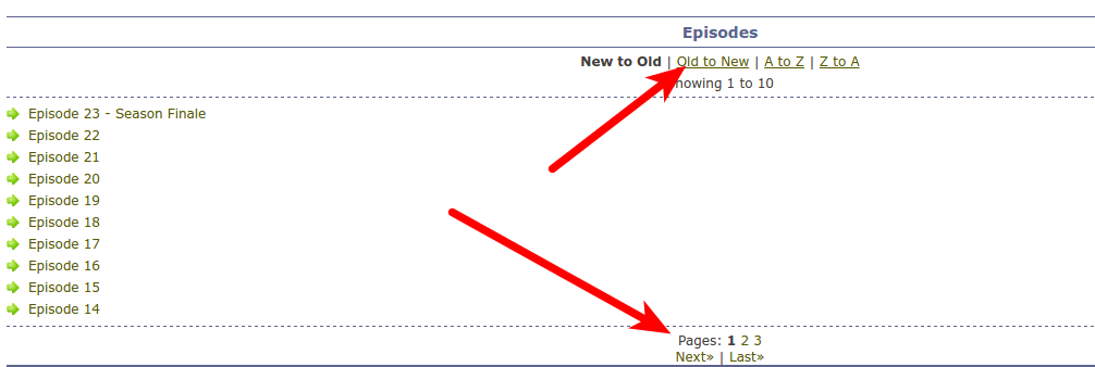 ways to download from tvshows4mobile.com