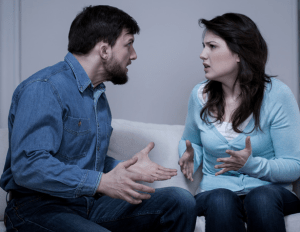 Husband, Wife Stay Up To Argue About Who Is More Tired