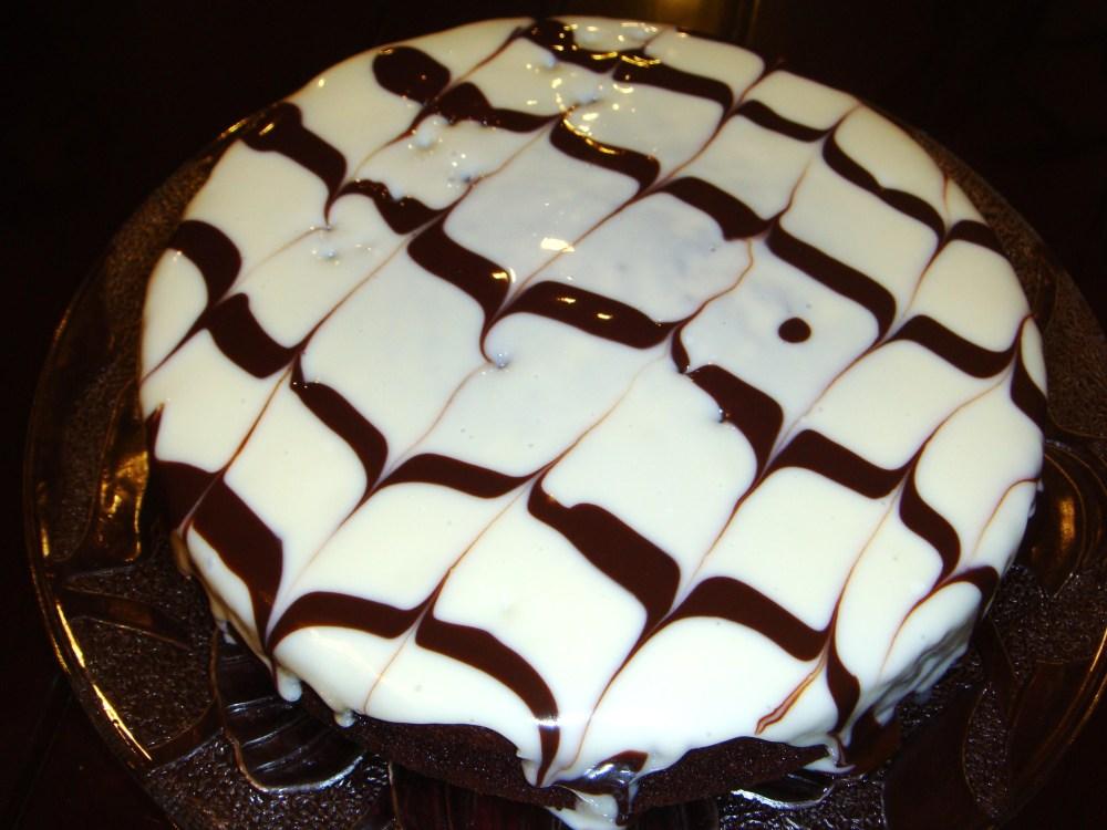 Black Magic Cake (2/2)