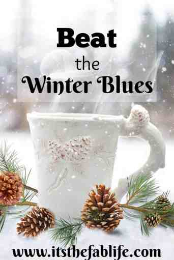 Beat the Winter Blues | Seasonal Affective Disorder | Healthy Living | #winterblues #motivation #inspiration
