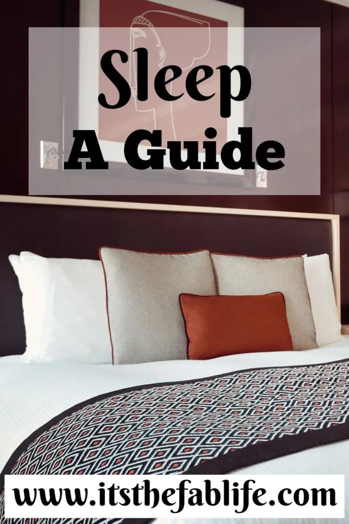Sleep: A Guide   Your Guide to Sleep   How Much Sleep Do You Need   #sleep #health #refreshed