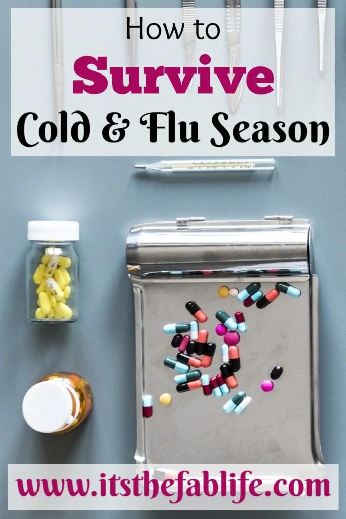 Surviving Cold and Flu Season | Cold Symptoms | Flu Symptoms | Treatment for Cold and Flu | #sick #symptoms #cold #flu #survival
