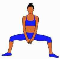 30 Day Leg Challenge | Plié Squat | #exercise #legs #fabbody