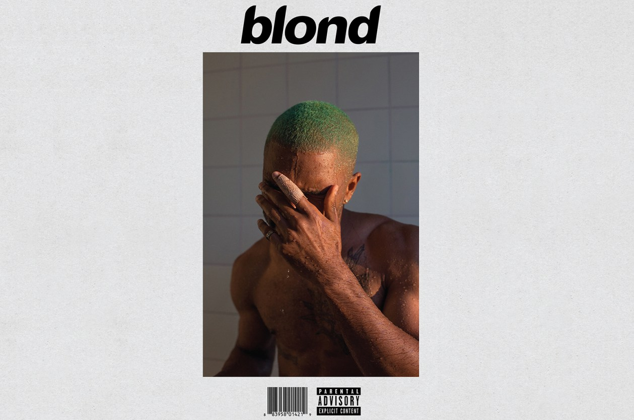 The Breakdown: Blonde, by Frank Ocean