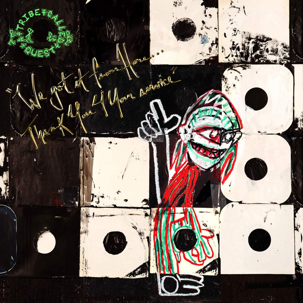 The Breakdown: We Got It From Here… Thank You 4 Your Service, by A Tribe Called Quest