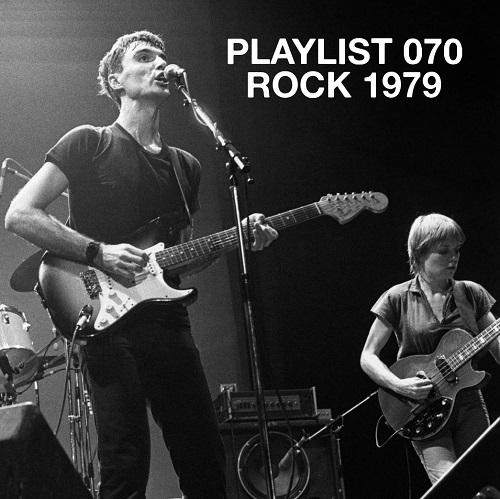 Playlist 070: Rock 1979