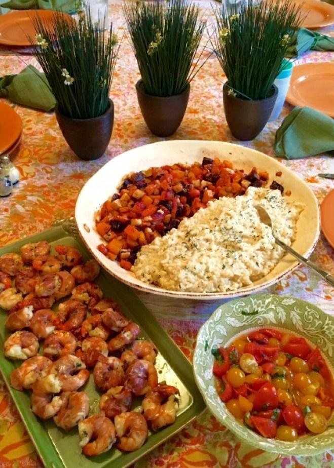 Shrimp & Risotto