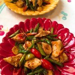 Balsamic Chicken Veggie Saute