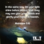 Let Your Light Shine - Thyme4Faith
