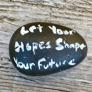 His Love Can Rock You - Let Your Hopes Shape Your Future