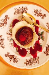 Shell With Mousse