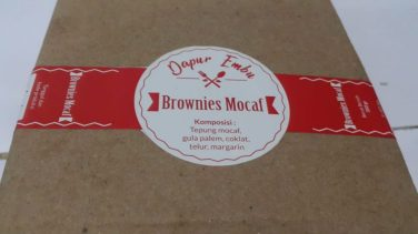 Brownies Mocaf By Dapur Embu 1