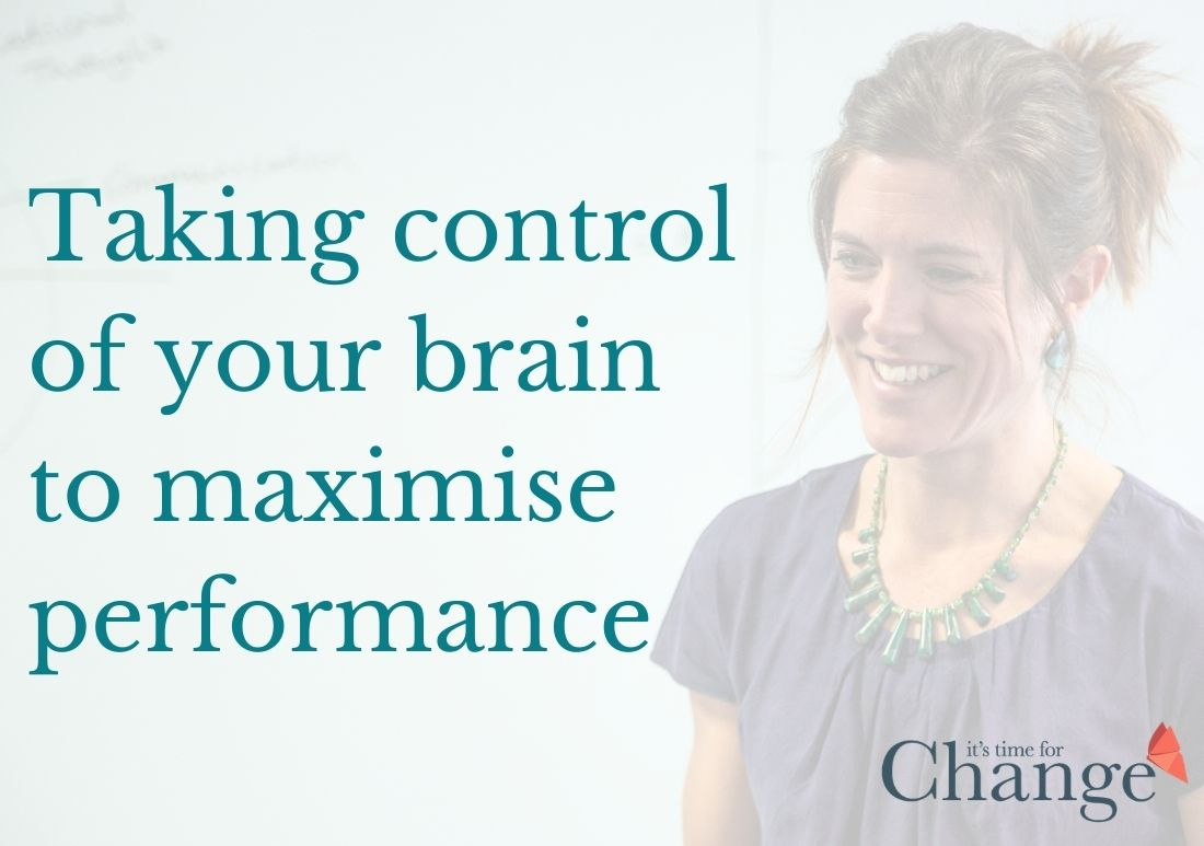 taking control of your brain