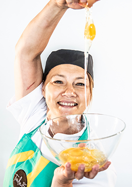 MARTINA LUIZZI - Chef