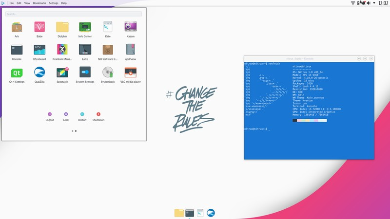 install nomad desktop
