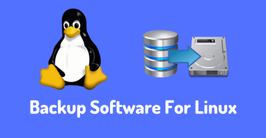 Top 12 Best Backup Software For Linux In 2018