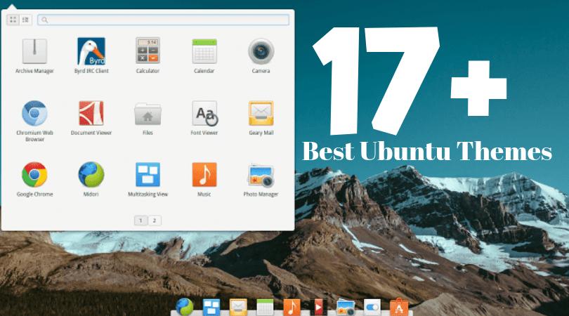 Best Ubuntu Themes