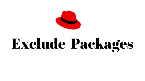 Exclude Packages