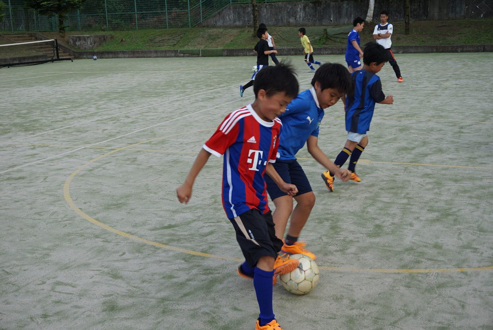 advance(サッカースクール)について