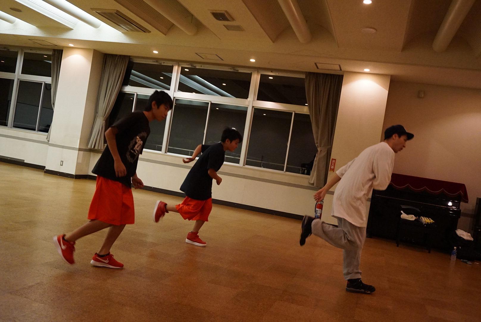 11月8日(水) HipHop middle school参加者募集案内
